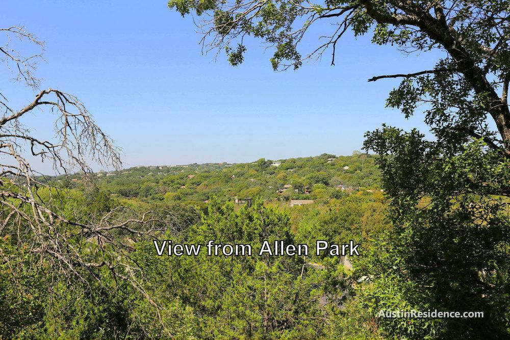 Far West View from Allen Park