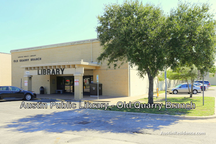 Far West Old Quarry Branch Library