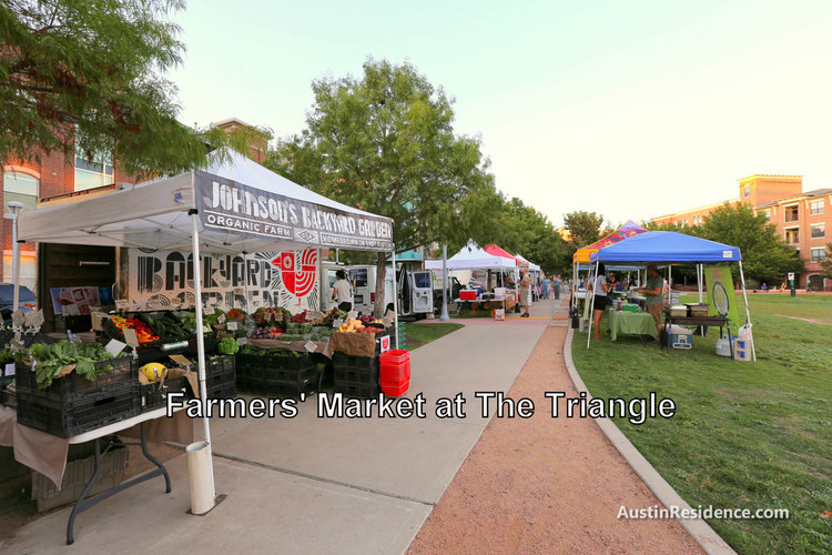 Hyde Park The Triangle Farmers Market