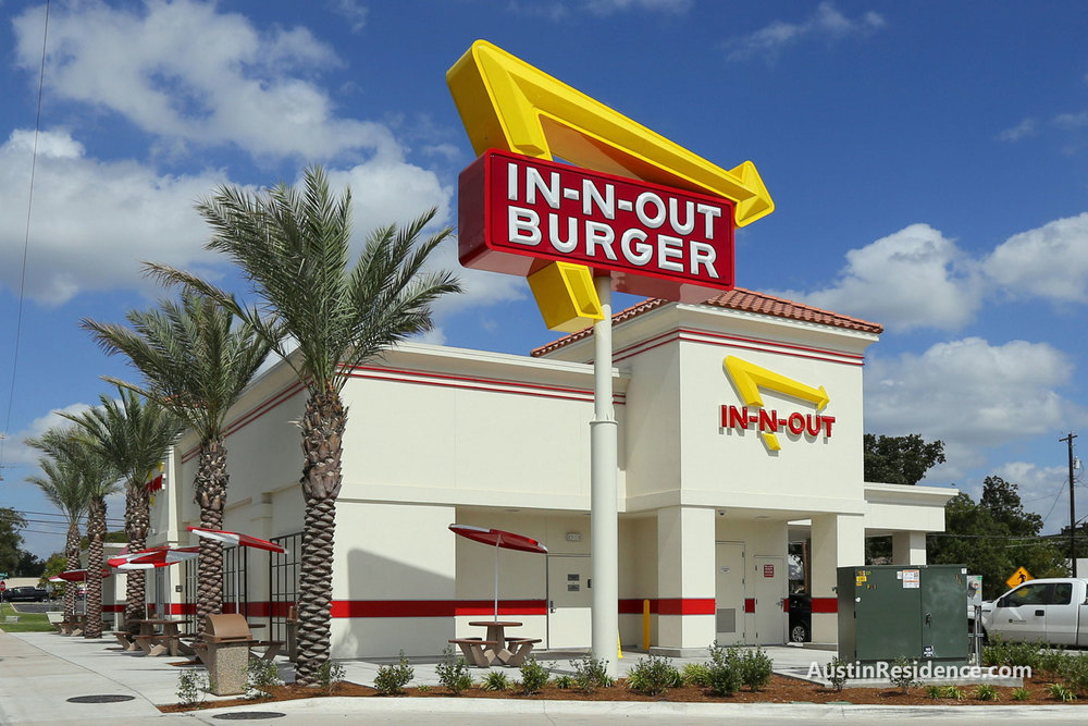 Hyde Park In-N-Out Burger