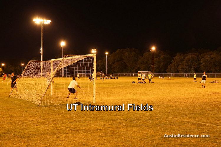 Hyde Park UT Intramural Whitaker Fields