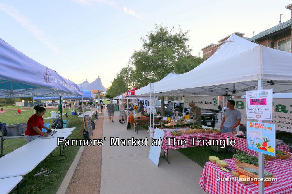 Hyde Park The Triangle Farmers Market