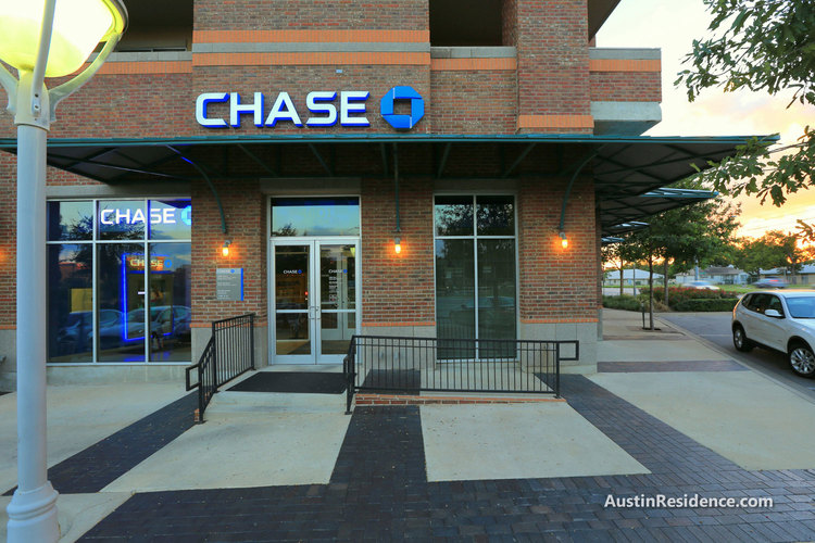 Hyde Park Chase Bank