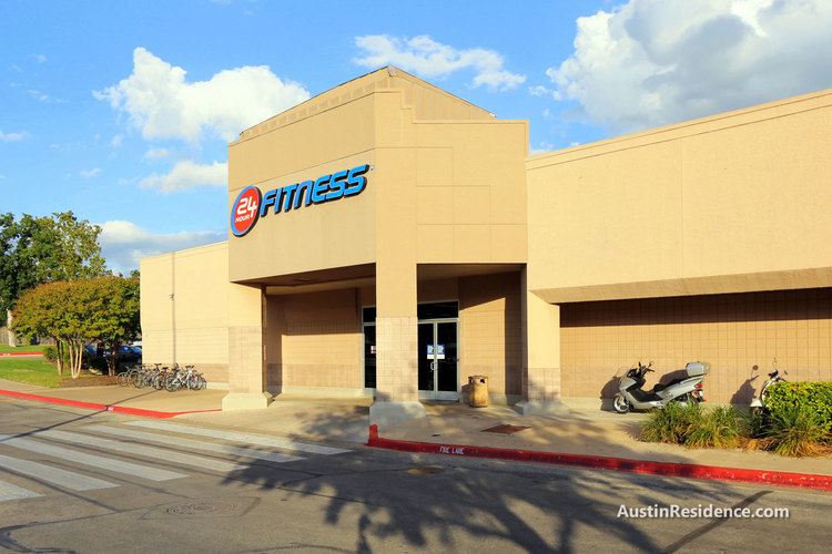Hyde Park 24 Hour Fitness