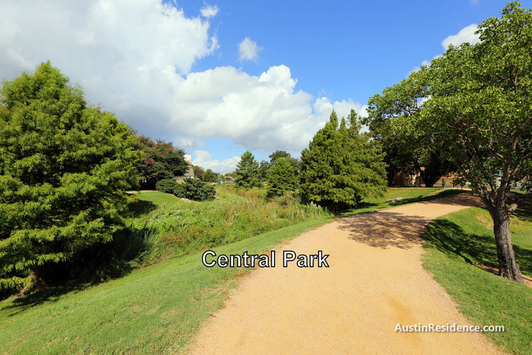Hyde Park Central Park Trail