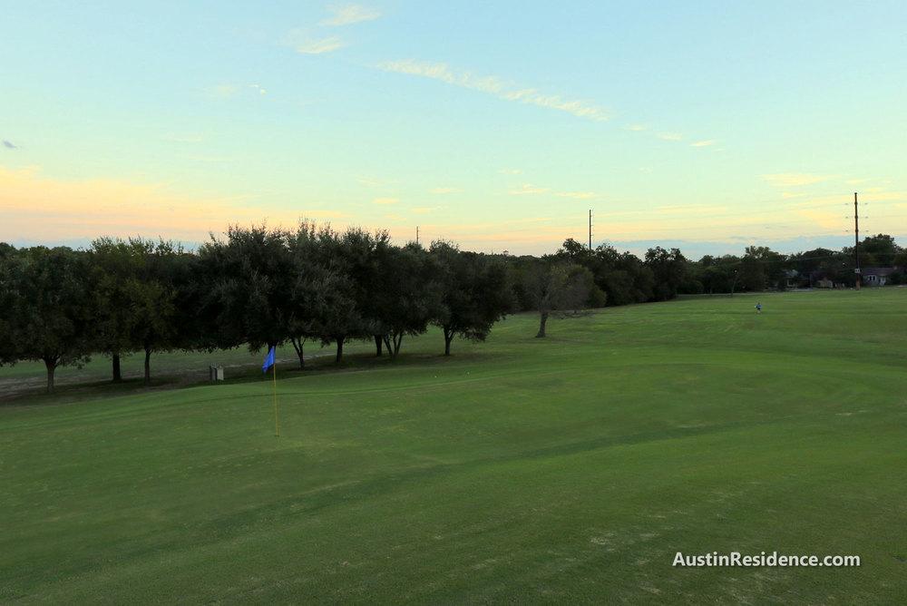 Hyde Park Hancock Golf Course Putting Green