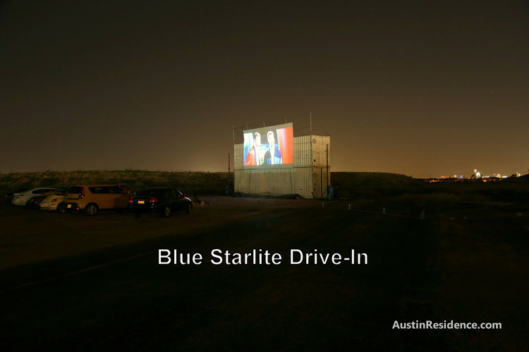 Mueller Blue Starlite Drive In