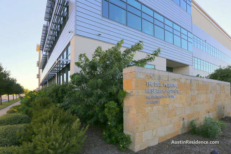 Mueller UT Austin Dell Pediatric Research Institute