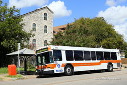 North Campus UT Shuttle and Condo