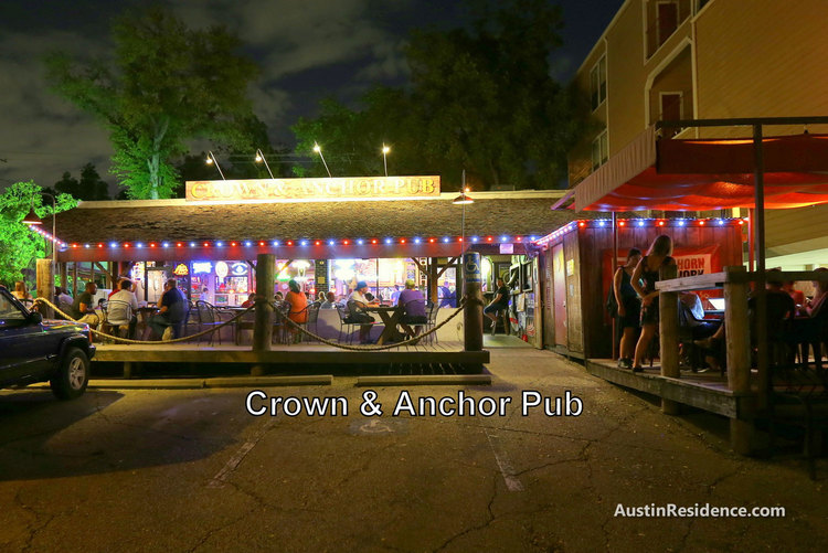 North Campus Crown and Anchor Pub