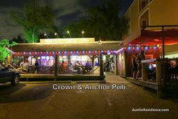 North Campus Crown and Anchor Pub