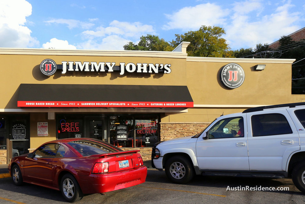 North Campus Jimmy John's