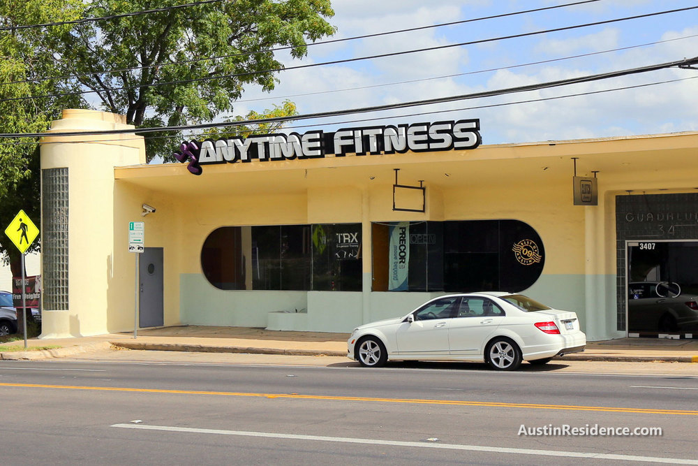 North Campus Anytime Fitness