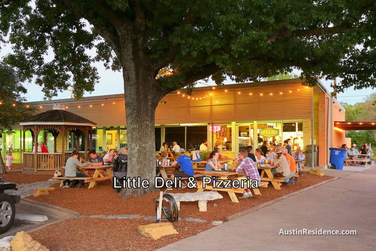 North Central Austin Little Deli and Pizzeria