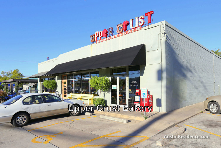 North Central Austin Upper Crust Bakery