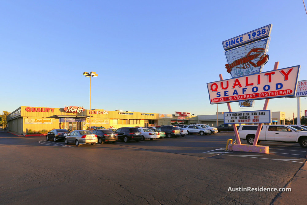 North Central Austin Quality Seafood Market