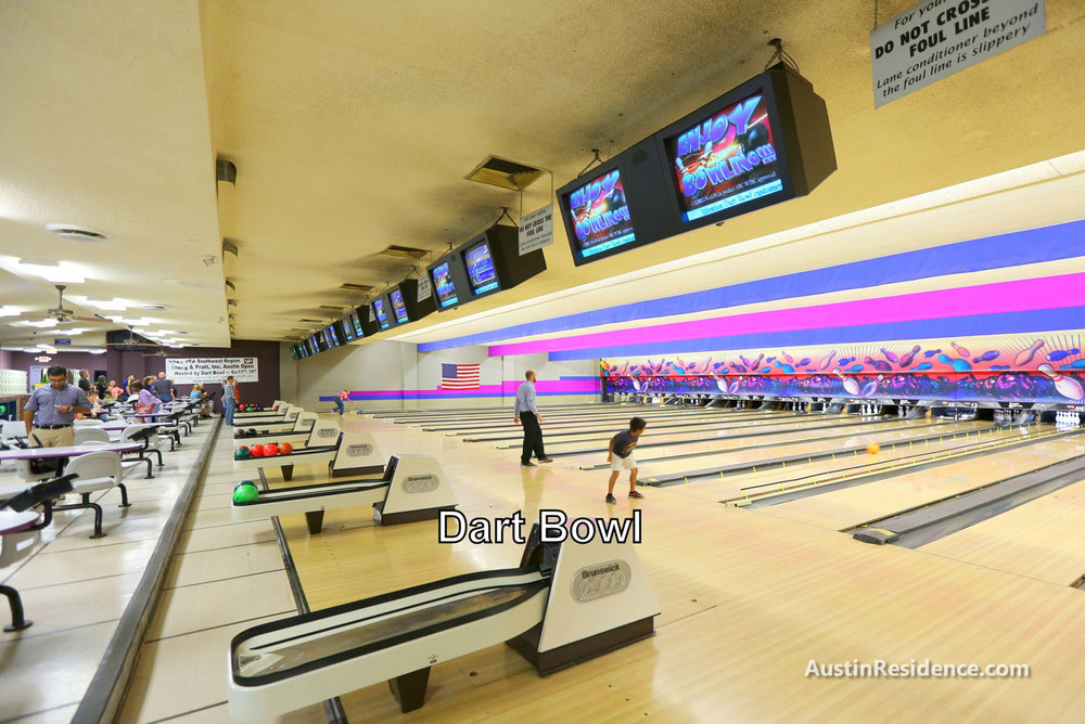 North Central Austin Dart Bowl