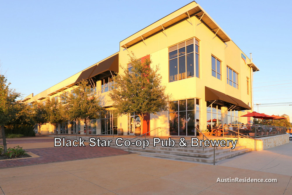 North Central Austin Black Star Co-op Pub and Brewery