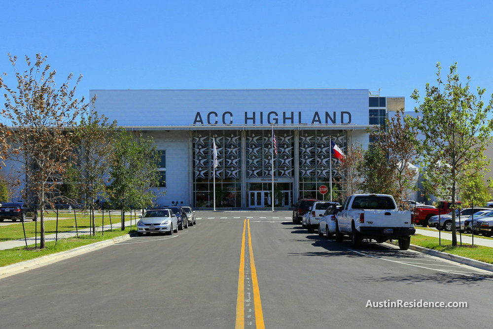 North Central Austin ACC Highland Campus