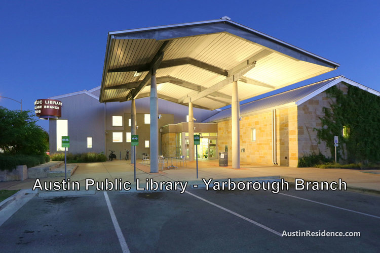 North Central Austin Yarborough Branch Library