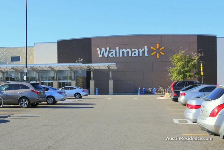 North Central Austin Walmart