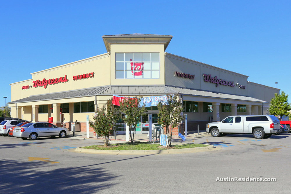 North Central Austin Walgreens