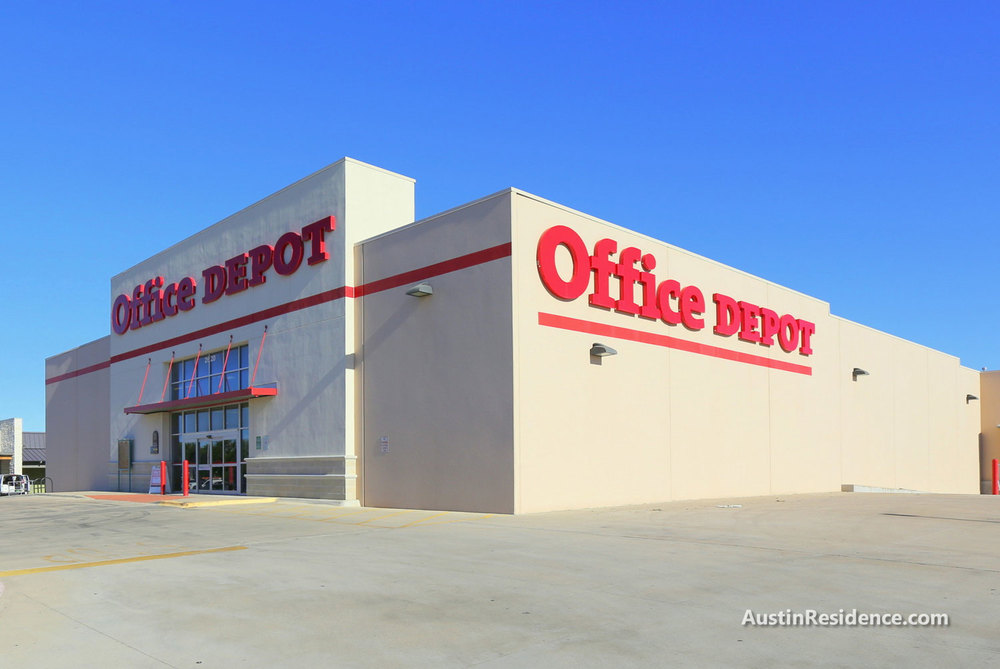 North Central Austin  Office Depot