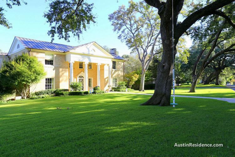 Old West Austin Mansion