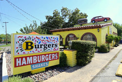 Old West Austin Hill-Bert's Burgers