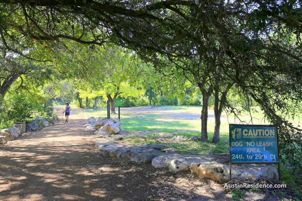 Old West Austin Shoal Creek Greenbelt