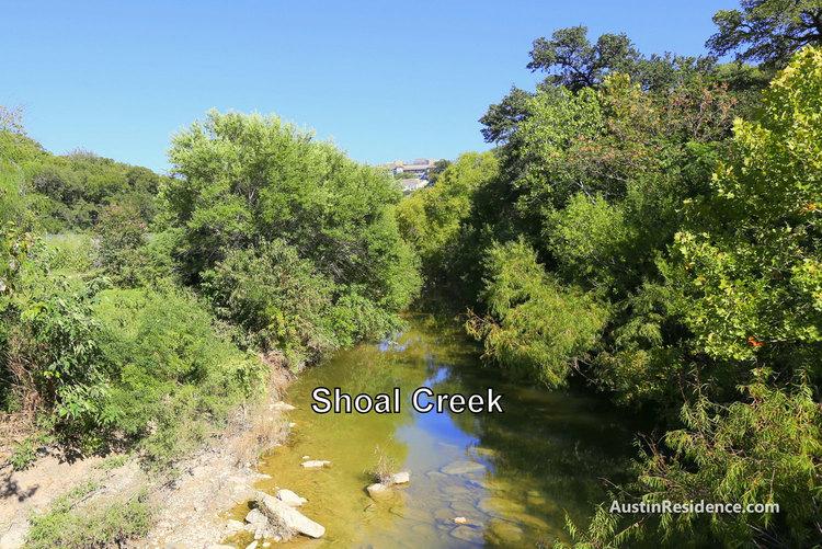 Old West Austin Shoal Creek