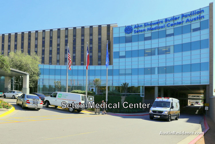 Old West Austin Seton Medical Center