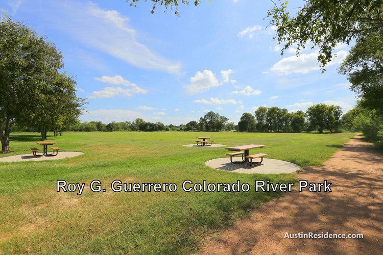 Riverside Roy G Guerrero Colorado River Park