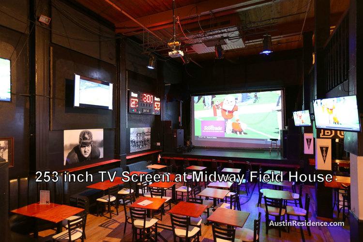 Riverside Midway Field House TV