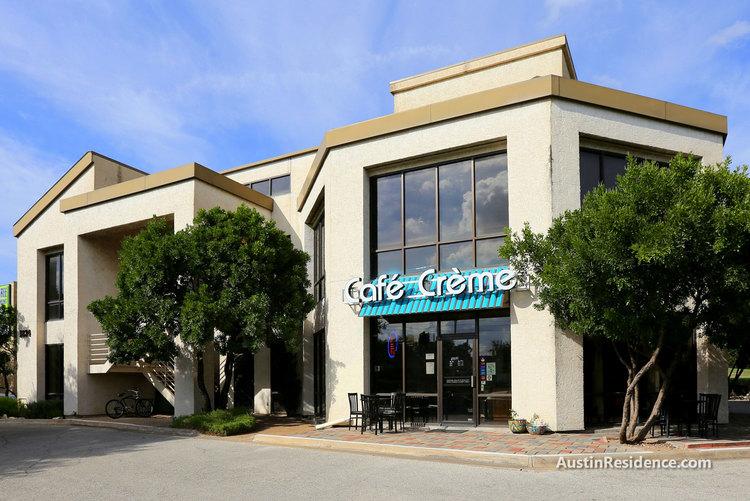 Riverside Cafe Creme