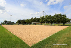 Riverside Krieg Sand Volleyball Courts