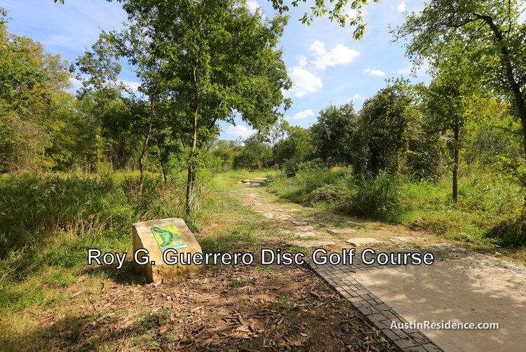 Riverside Roy G Guerrero Disc Golf Course