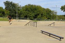 Riverside Mabel Davis Skate park