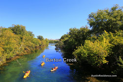 South Central Austin Barton Creek