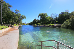 South Central Austin Barton Springs