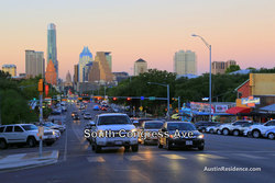 South Central Austin South Congress Capitol View