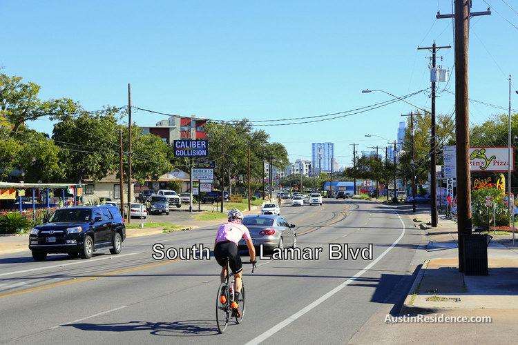 South Central Austin South Lamar Blvd