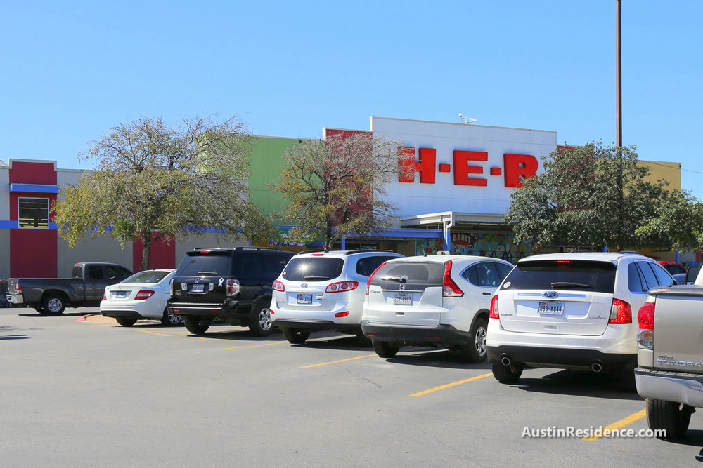 South Central Austin HEB