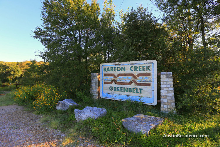 South Central Austin Barton Creek Greenbelt