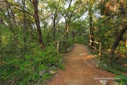 South Central Austin Barton Creek Greenbelt Trail