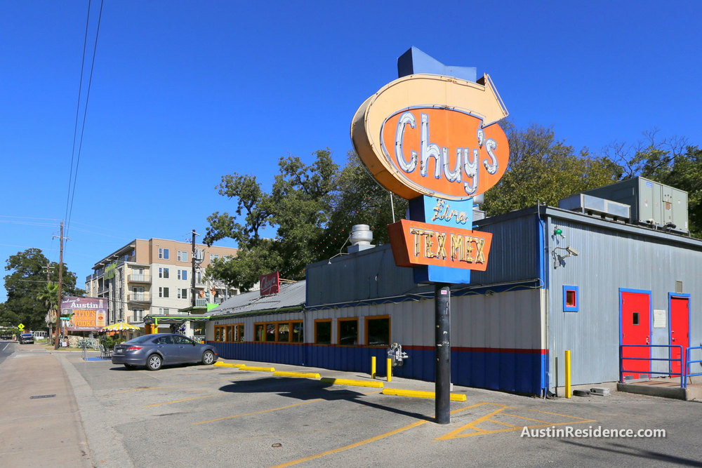 South Central Austin Chuy's