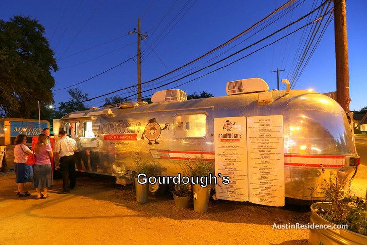 South Central Austin Gourdough's