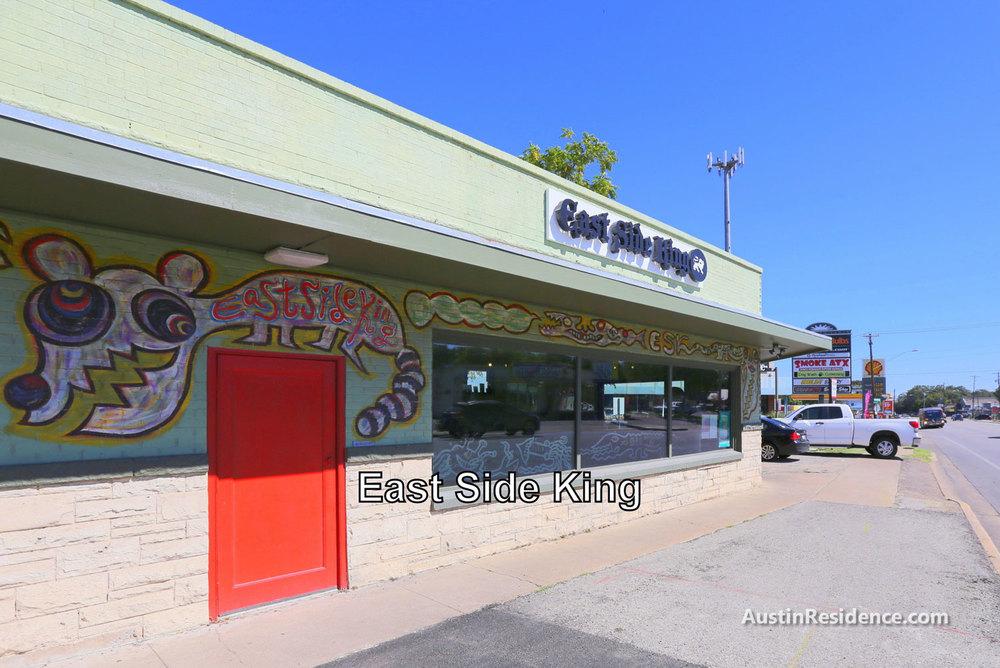 South Central Austin East Side King