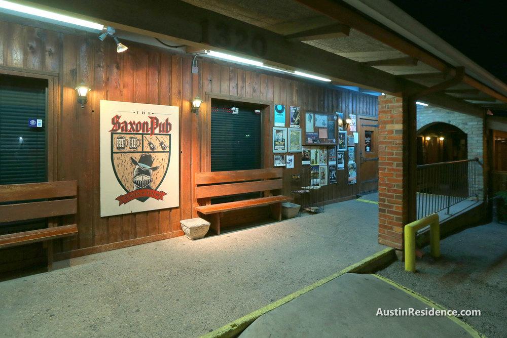 South Central Austin Saxon Pub