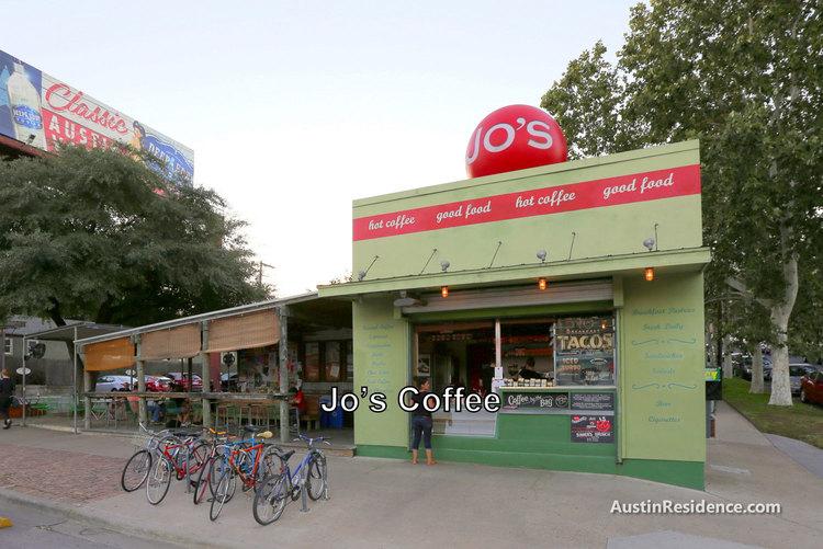 South Central Austin Jo's Coffee
